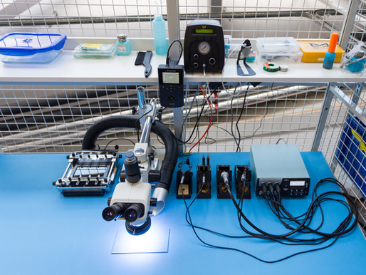 Upgraded Electrical Engineering production facilities