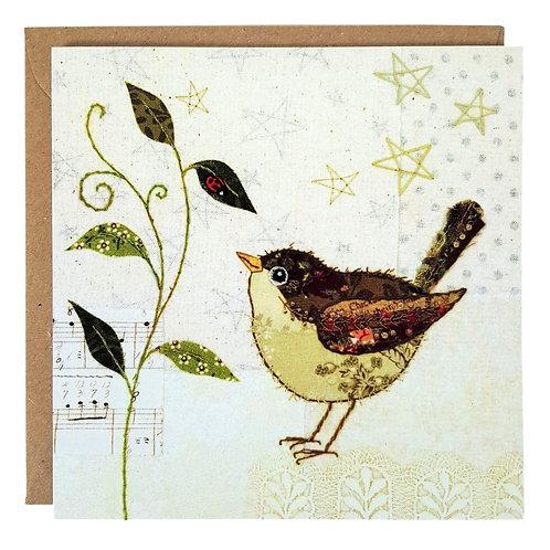 Little Wren Card