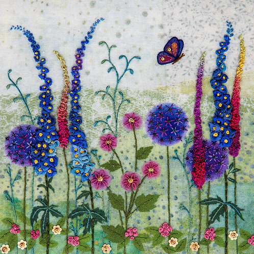 Cottage Garden Stitch Kit