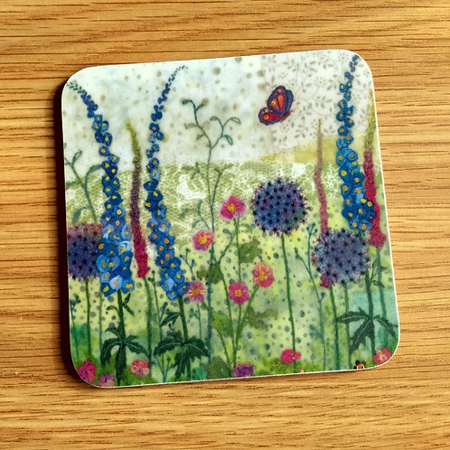 Cottage Garden Coaster