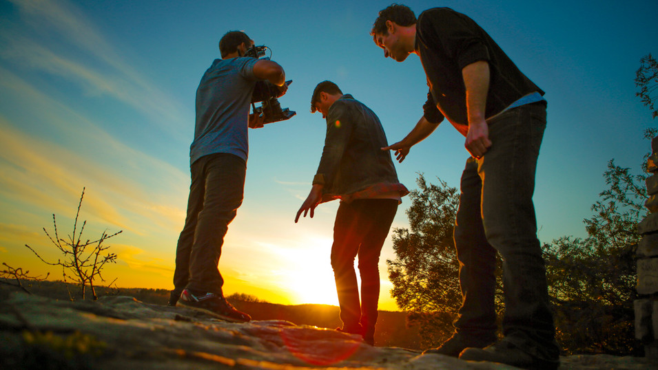 """Behind The Scenes of Silverstein -""""Face of the Earth"""""""