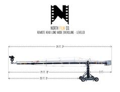 NFC Crane - Remote Head Long = levelled