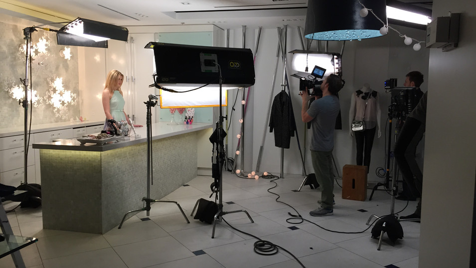 """Behind The Scenes of Emilia -""""Young and in love"""""""