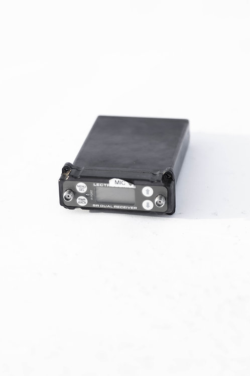 Lecrosonics SR Dual Receiver Band A1