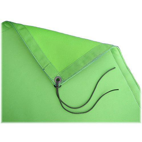 12' x 20' Digital Greenscreen with Grommets, Ties & Black Storage Bag