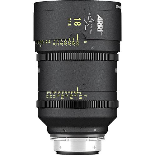 Arri Signature Prime Lenses