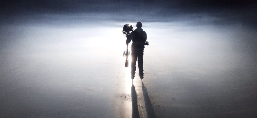 Steadicaming on Ice