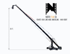 NFC Crane - Remote Head Long = underslun