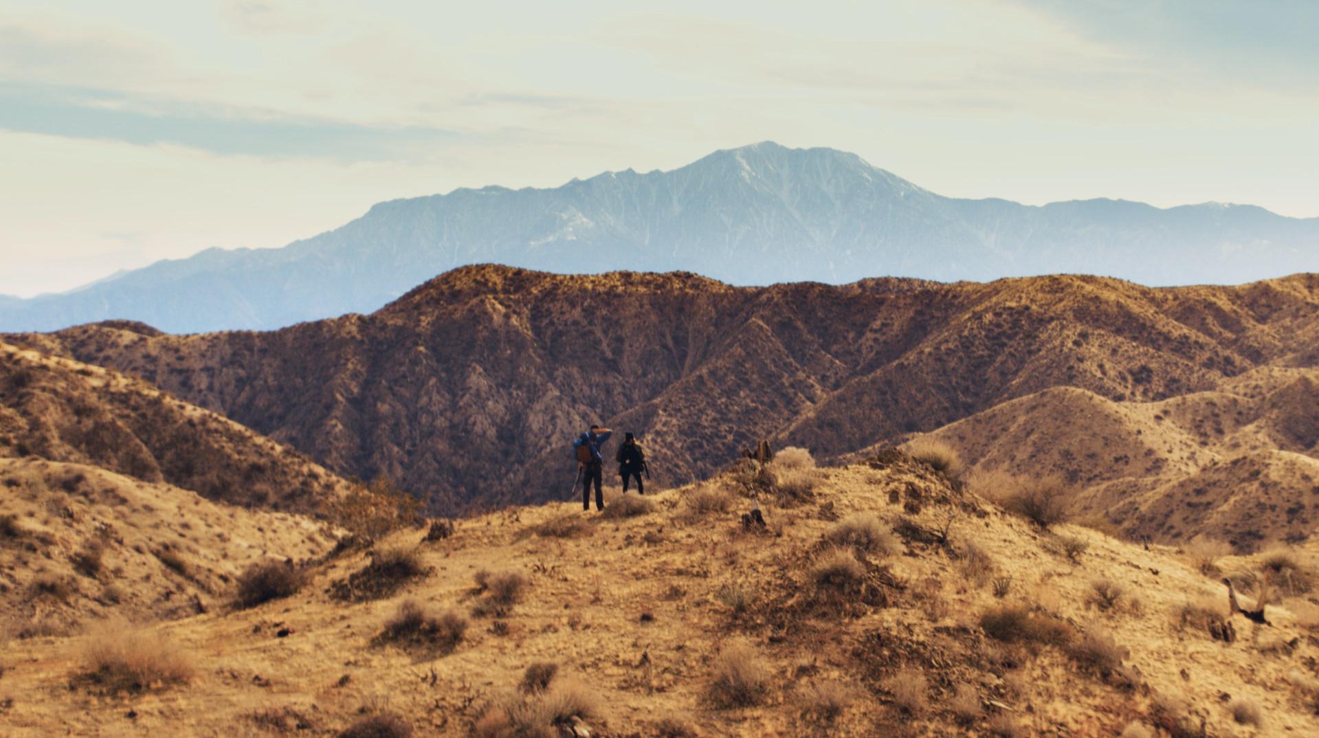 """Somnium"" Mountain Drone Shot"