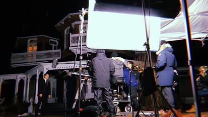 "Behind The Scenes of ""Campton Manor"""