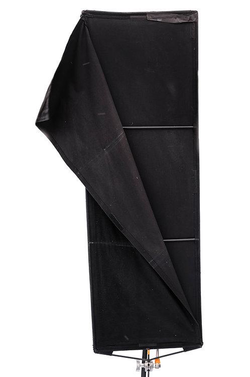 6'x2' Black Meat Flag