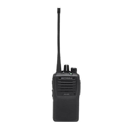 Motorola EVX-261 Transceiver Radio