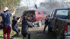 """Behind The Scenes of """" The Hunted"""""""
