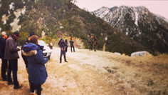 "Behind the Scenes of ""Somnium"" Mountian Shot"