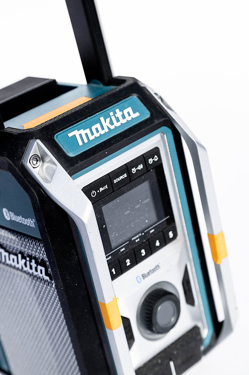 Cordless  Jobsite Radio with Bluetooth
