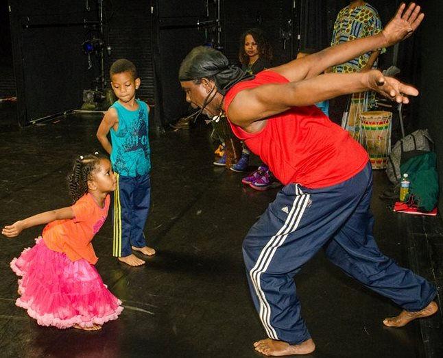 Children's Afro Dance
