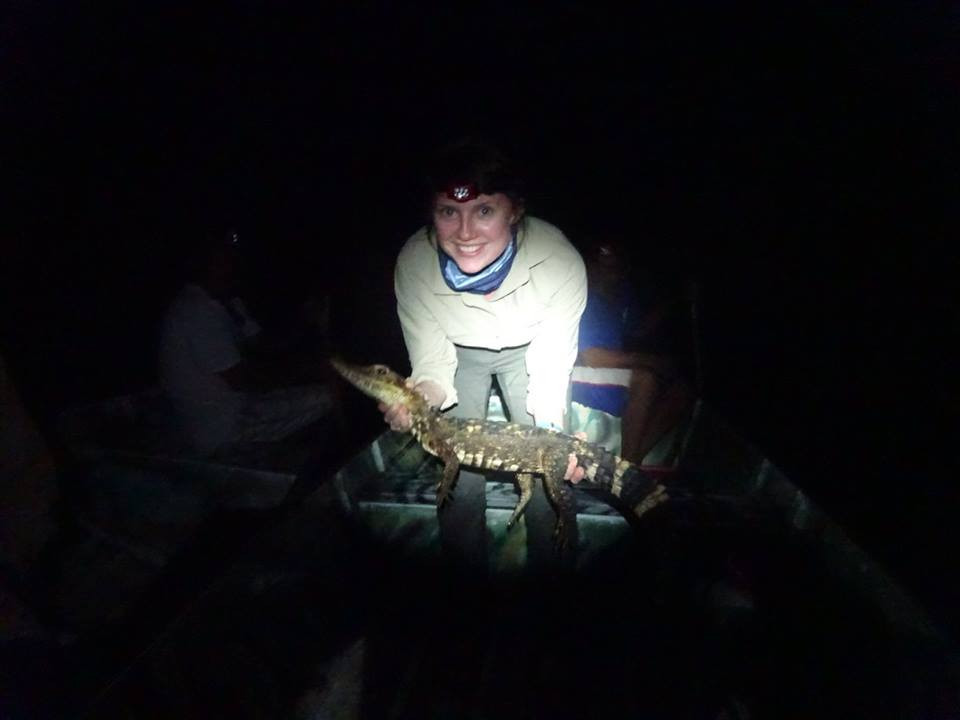 Finding Caiman in the Amazon