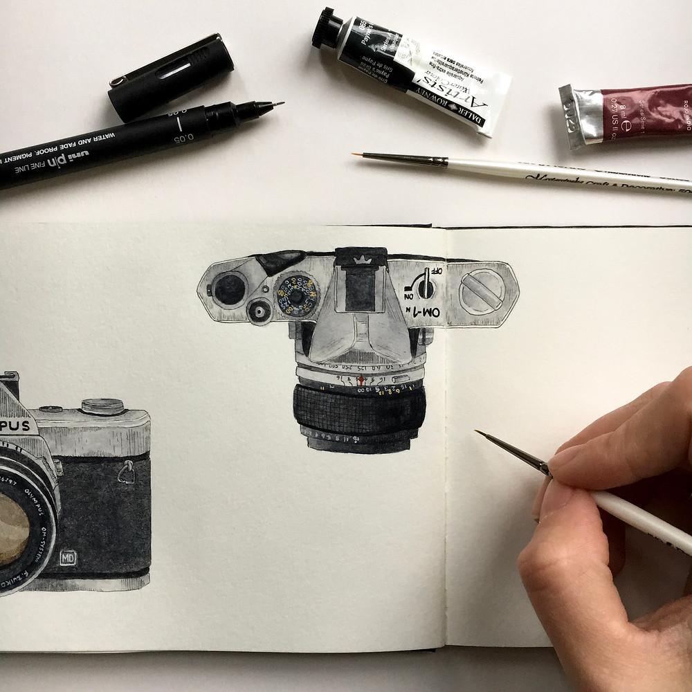 Camera Angles