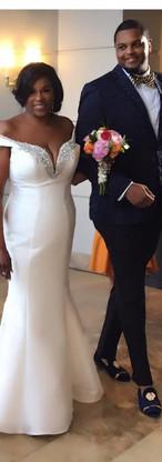 Charlotte Couple Fabuleux Event Concierg