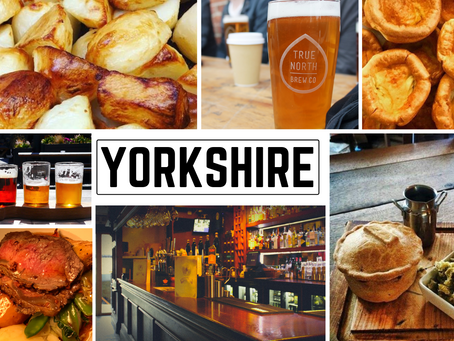 Celebrate the best of Yorkshire food and drink this month!