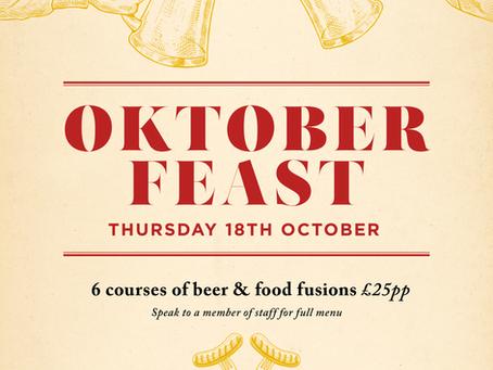 Oktober Feast at The York