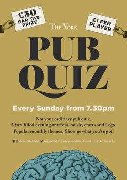 The York Pub Quiz