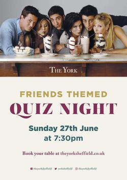 The York Friends Quiz