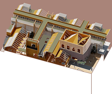 Central Hub Sectional Axonometric_edited