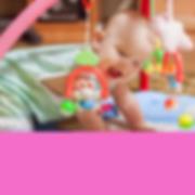 Aluguel de brinquedos para bebês de 6 a 12 meses em Porto Alegre