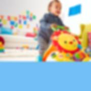 Aluguel de brinquedos para bebês de 12 a 24 meses em Porto Alegre