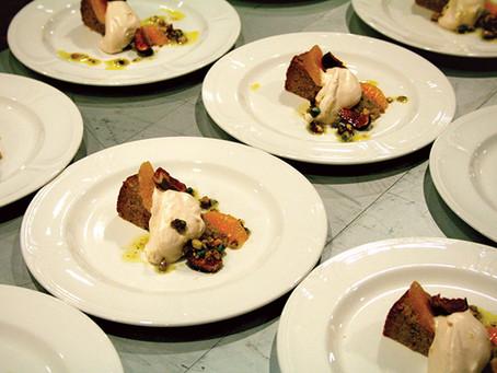 Recipe - Pistachio Olive Oil Cake