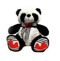FE-6925 Urso pelúcia panda 35 cm