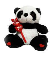 FE-6866 urso panda 25cm