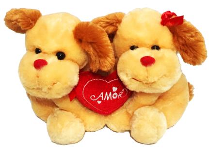 Amor - Dois Cachorrinhos