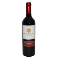 Vinho chileno importado Santa Helena 750