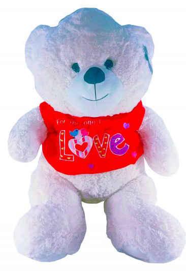 Urso Fofucho Love Me 46cm