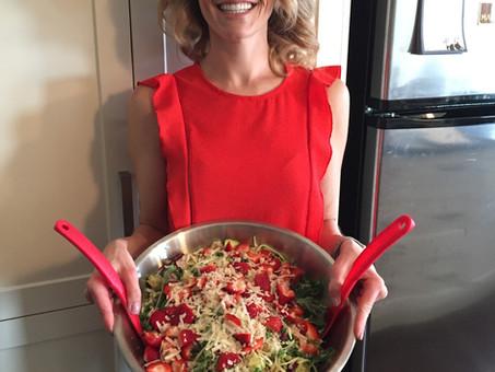 Bailey's fresh summer salad