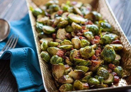 Not your grandma's Brussel sprouts