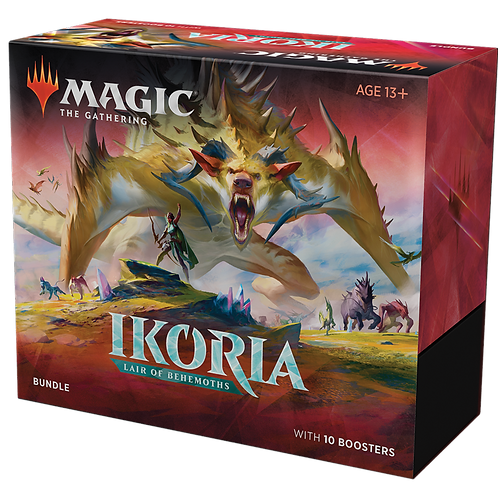 Magic The Gatheering - Ikoria Bundle ENG