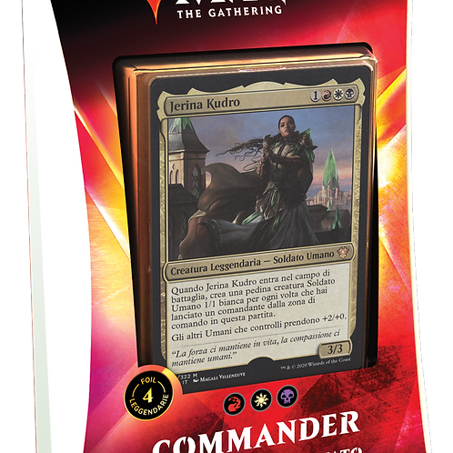 Magic The Gathering - Ikoria Commander Deck