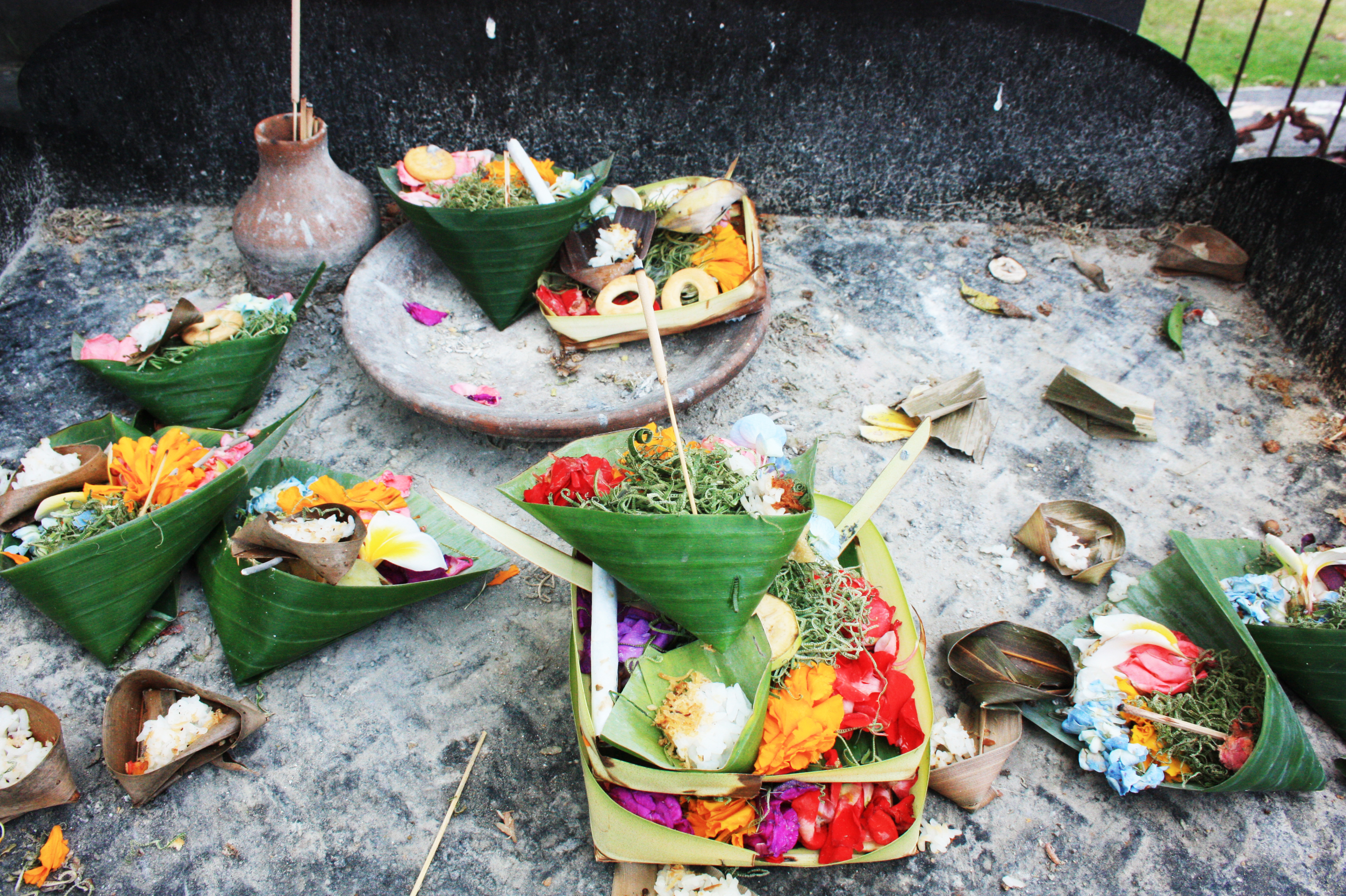 hinduistické každodenné obety