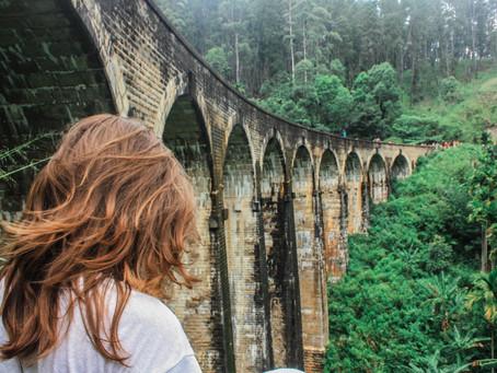 Čo vidieť uprostred Srí Lanky I: NINE ARCH BRIDGE + epická FOTOGALÉRIA