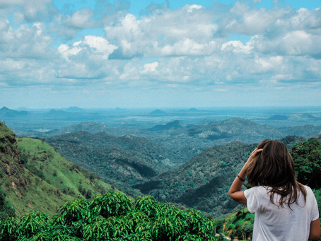 Čo vidieť uprostred Srí Lanky II: LITTLE ADAM´S PEAK