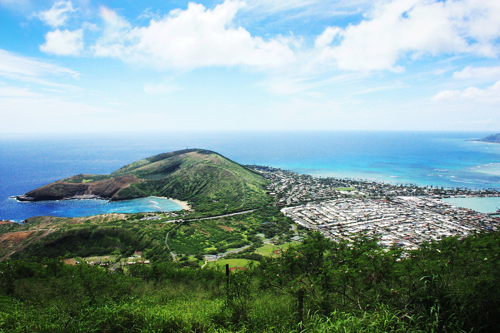 koko trail, honolulu, oahu, hawaii