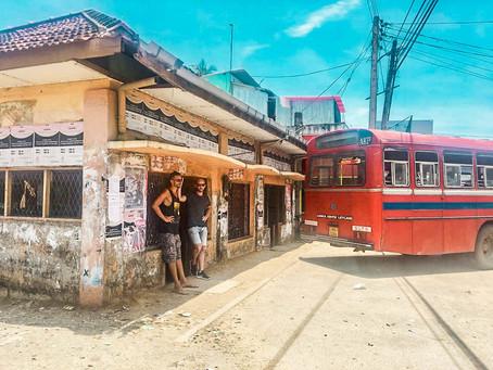 Môj najhorší zážitok zo Srí Lanky