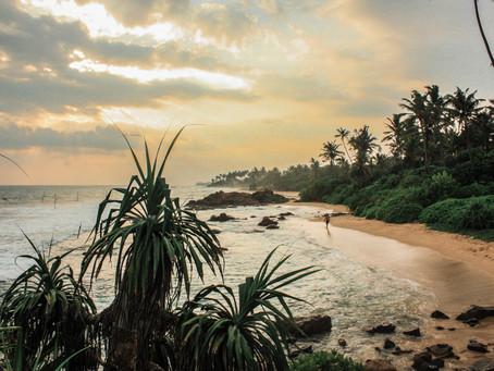 Najkrajšia skrytá pláž na Srí Lanke - fotogaléria, ktorá ťa donúti cestovať