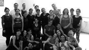 Eukinética en el Centro Nacional de Investigación, Documentación e Información de la Danza