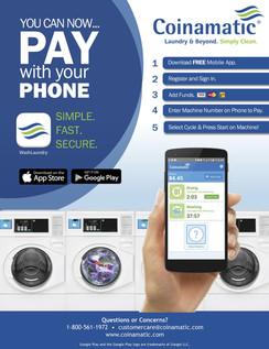 1150 Smart Laundry App