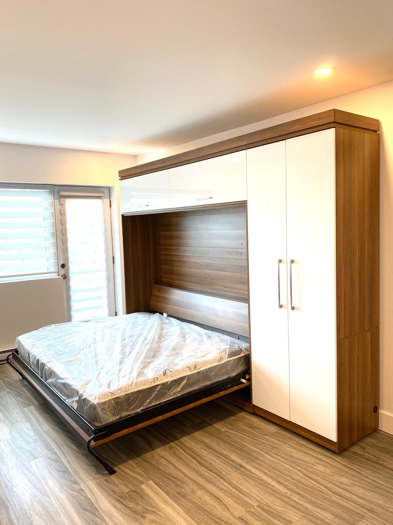 Murphy Bed Down