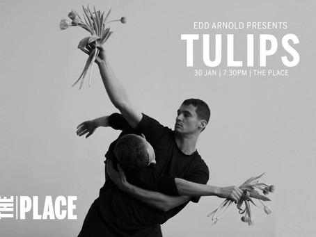 Dance score 'Tulips'